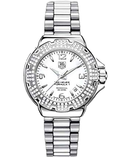 TAG Heuer Formula 1 Women's Watch WAC1215.BA0852
